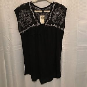 NWT Lucky Brand Sleeveless Top